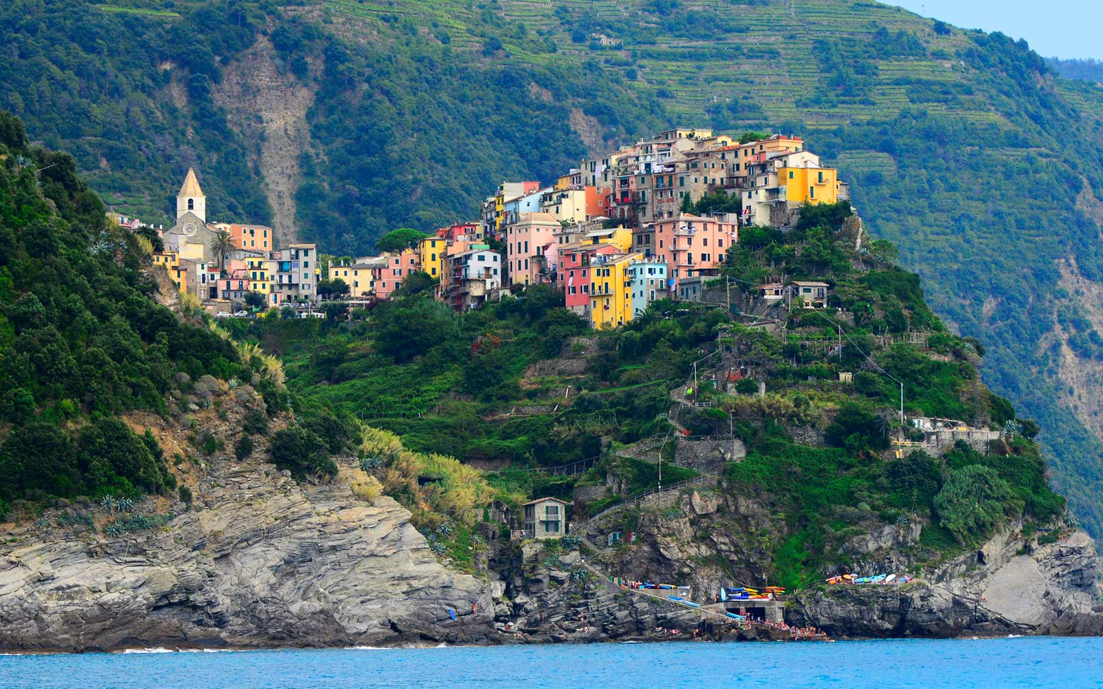 how to travel to cinque terre | travel + leisure