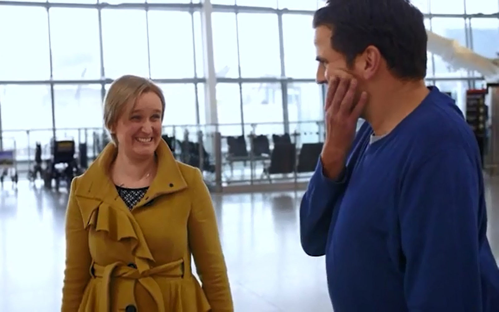 Couple Surprised With First Class Upgrade and $30,000 Suite After Delayed Honeymoon
