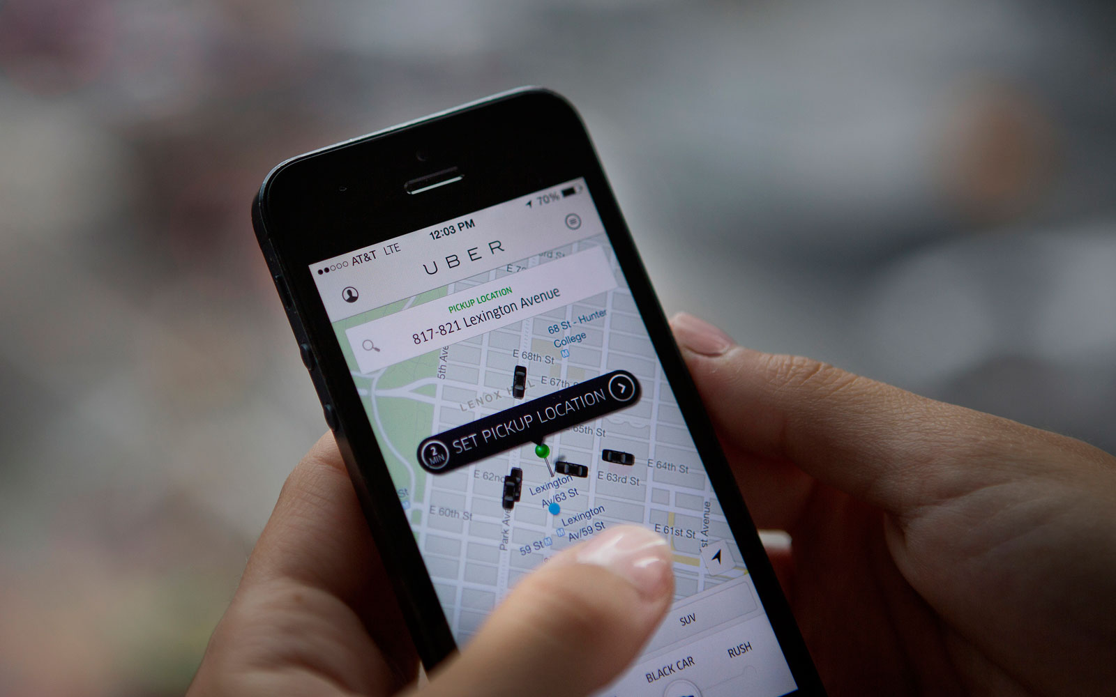 How the New Uber App Update Can Track Your Location