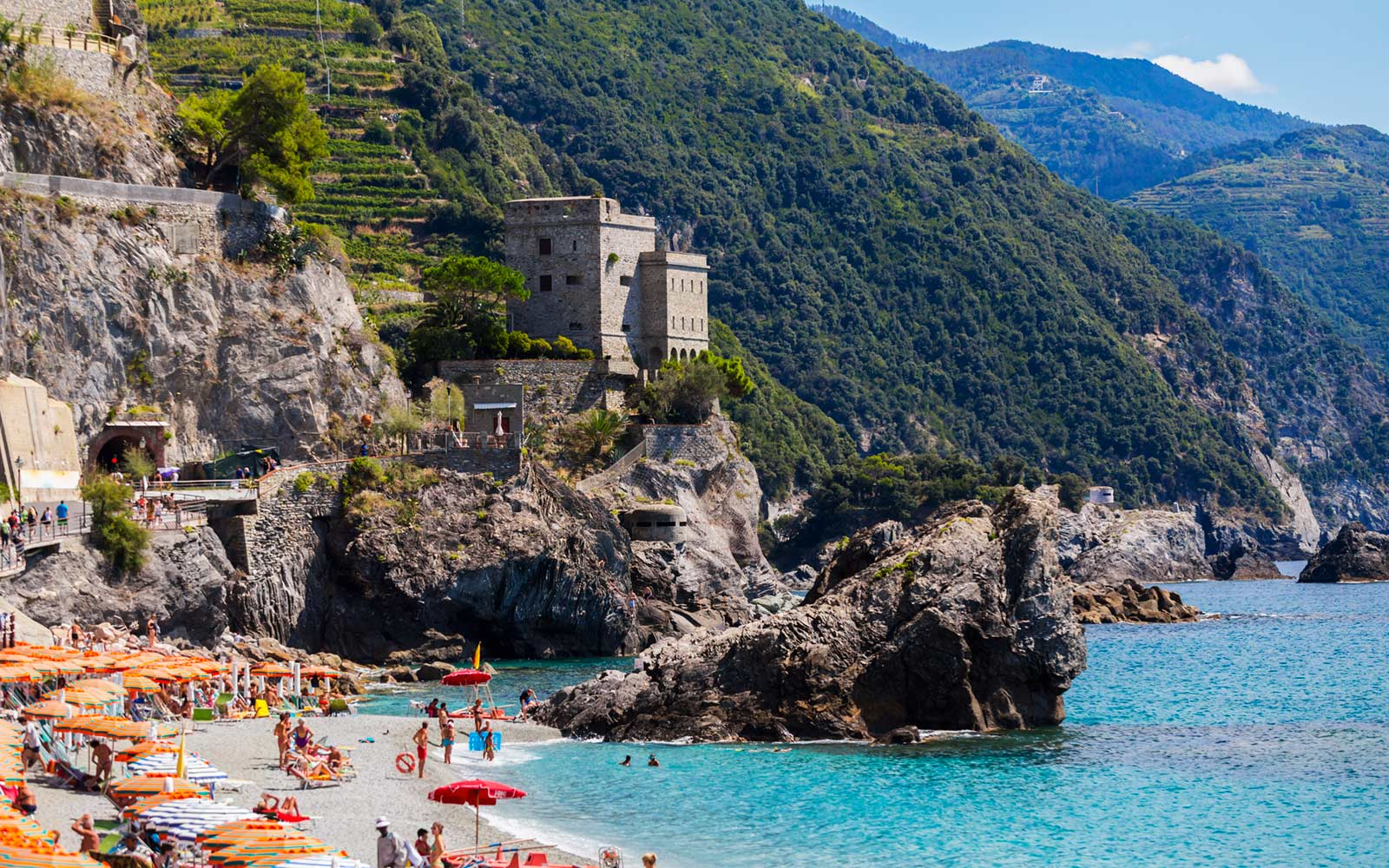 How To Travel Cinque Terre Leisure