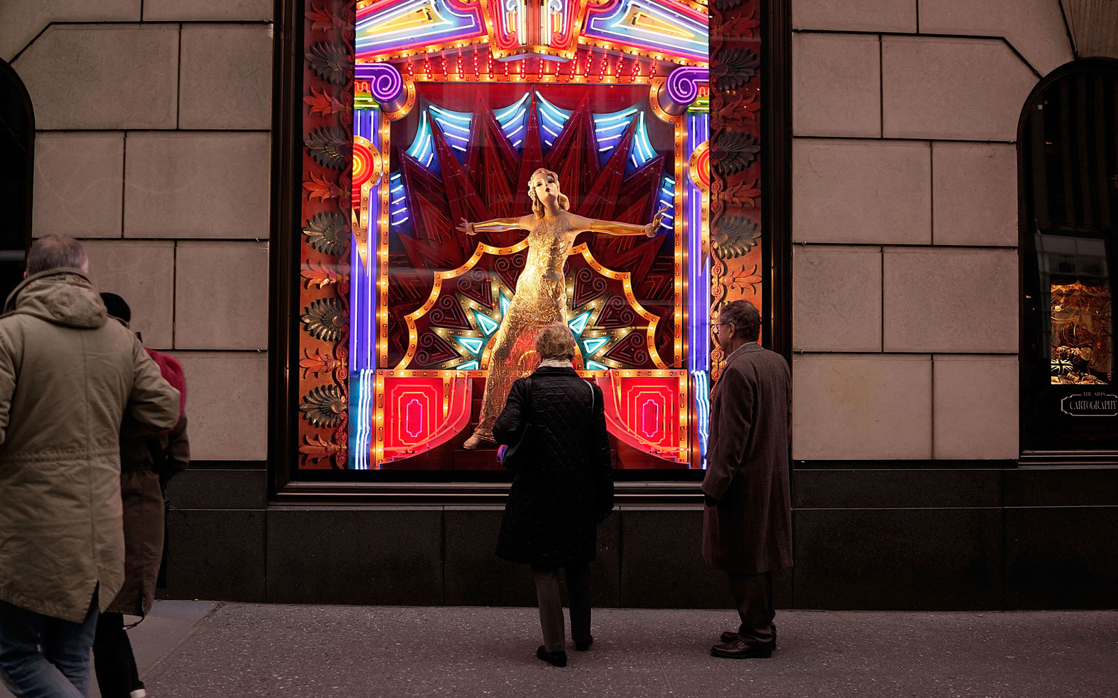 Take a Virtual Tour of New York City's Holiday Windows