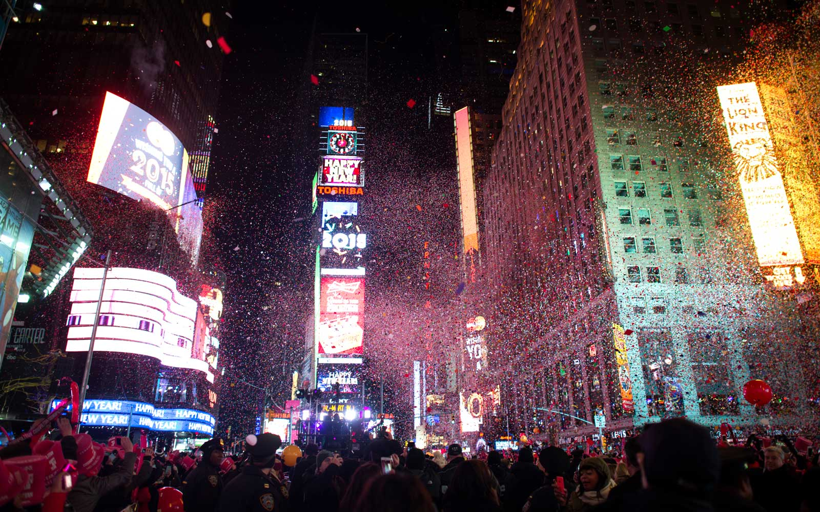 How to Plan a Last Minute Trip to New York City for New Year's Eve