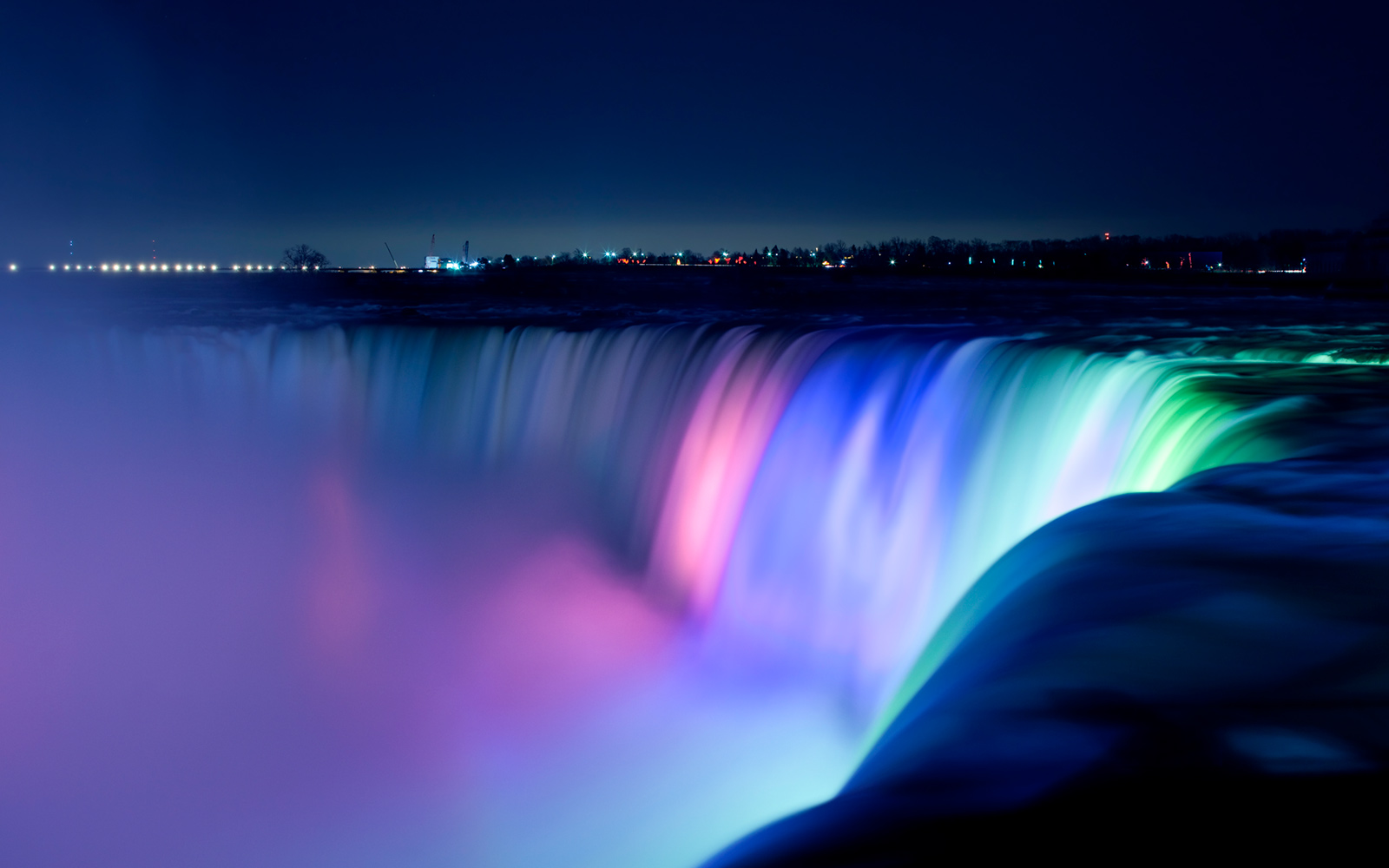 NIagara Falls Is a Technicolor Dream After $4-million Upgrade