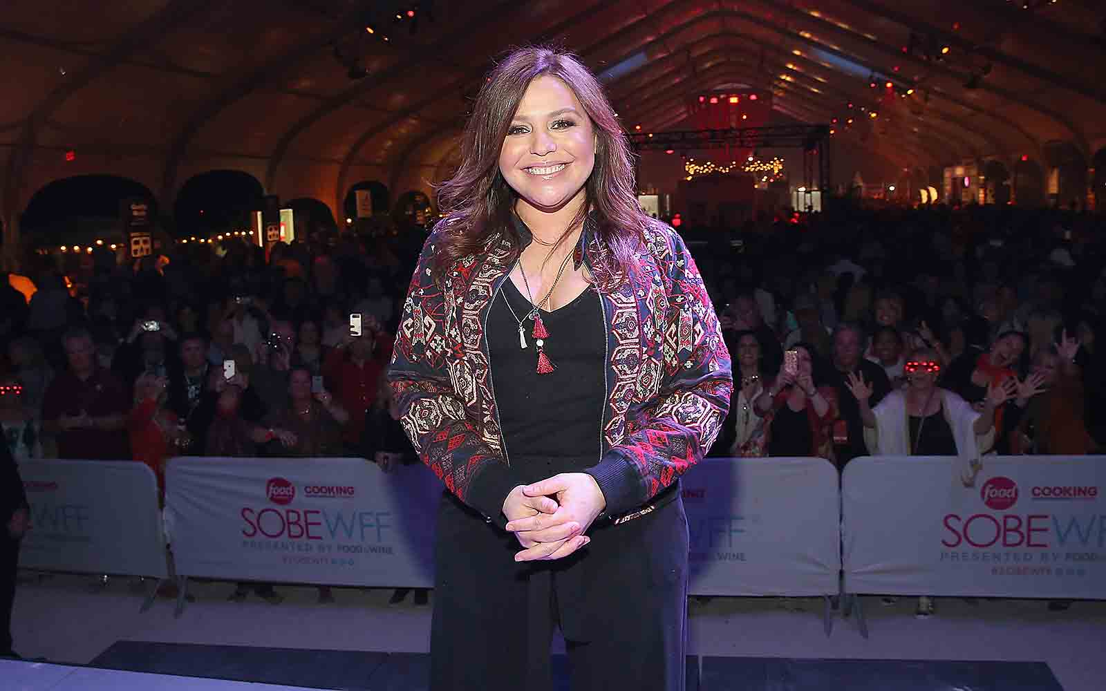 This Is What Rachael Ray Always Travels With