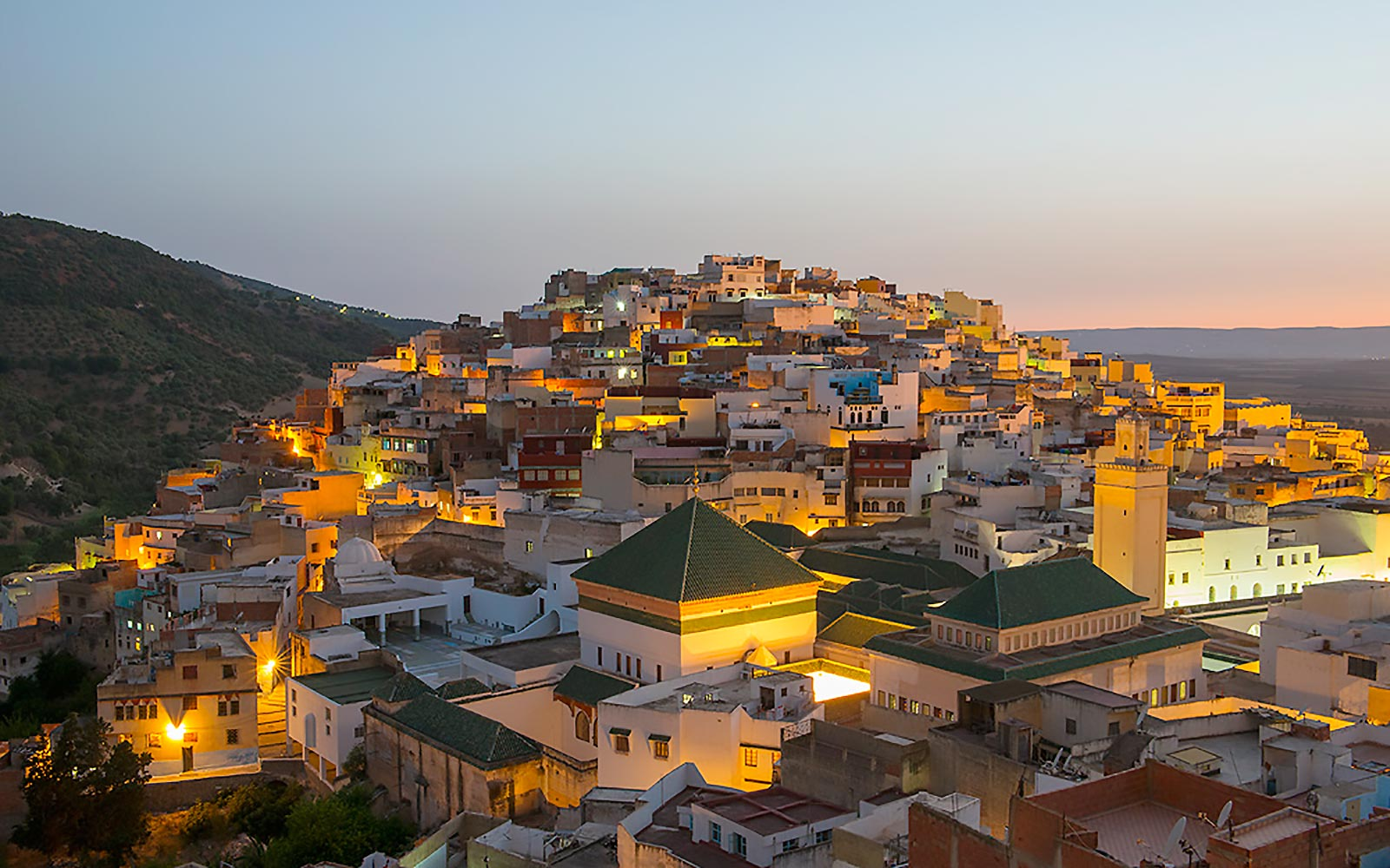 Moulay Idriss, Morocco's Undiscovered Jewel