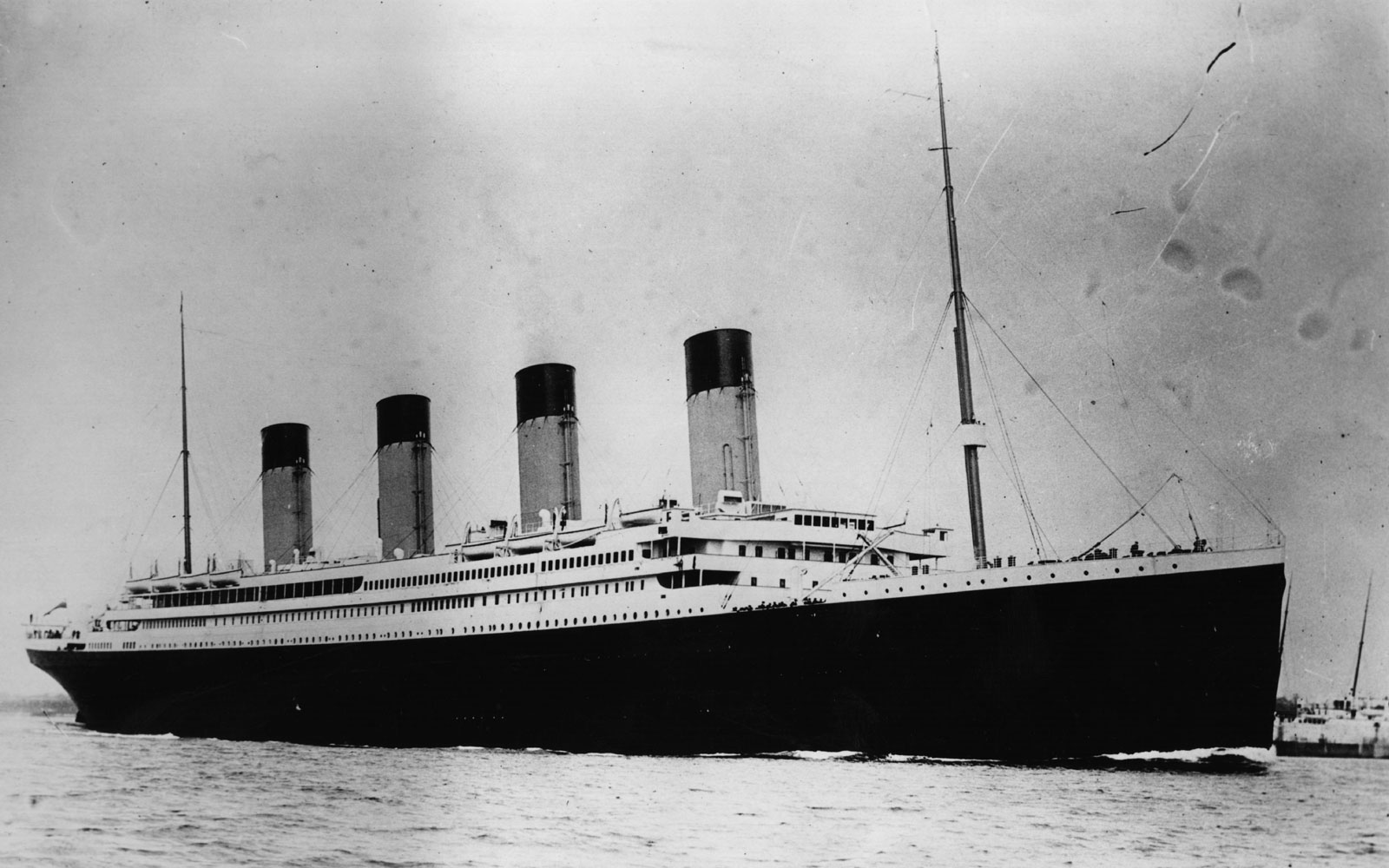 Live Out Your Titanic Nightmares On a Full Size Replica of the Ship—That Actually Sinks