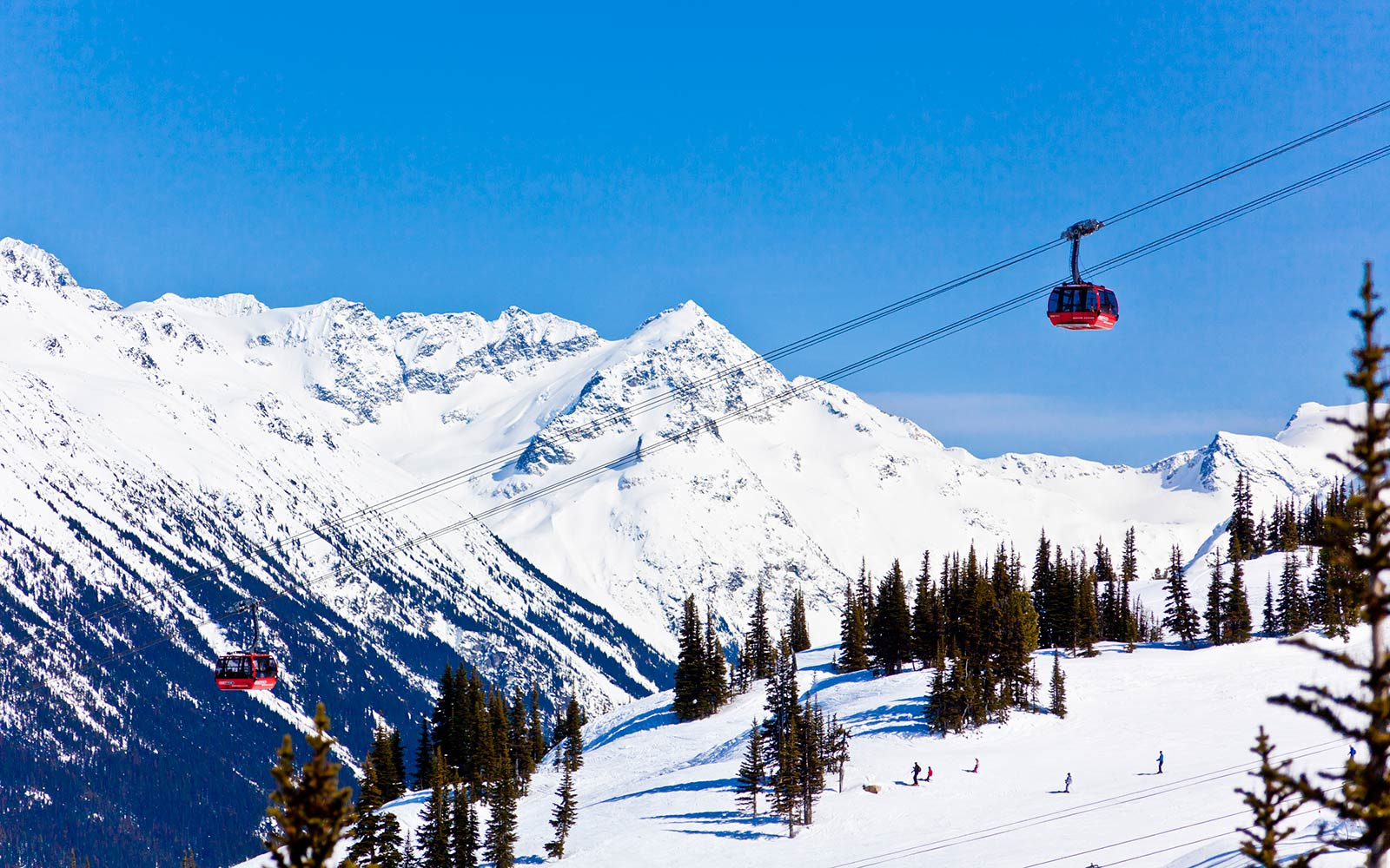 the top north american ski resorts for a luxury ski getaway | travel