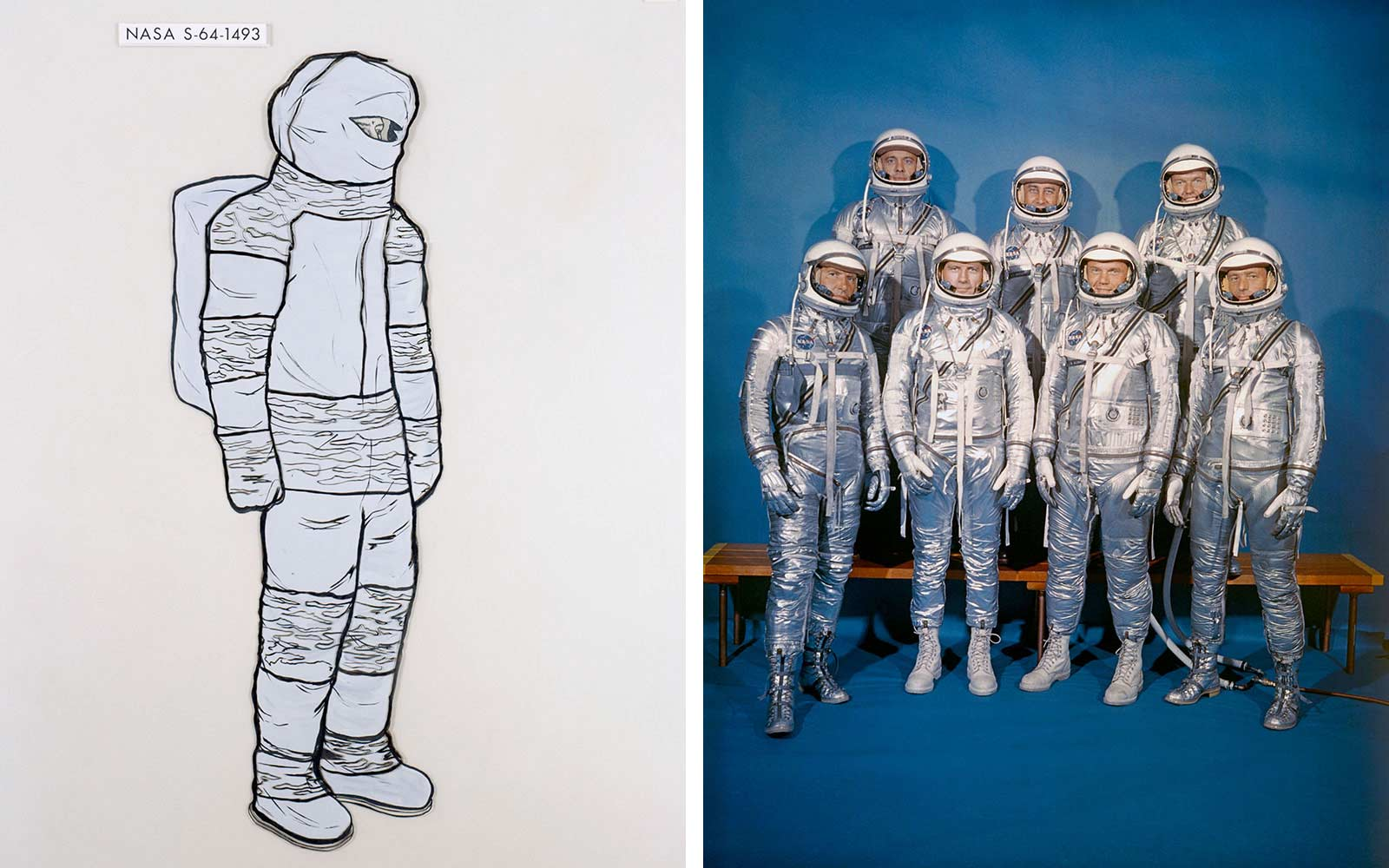 New Boeing NASA spacesuit revealed