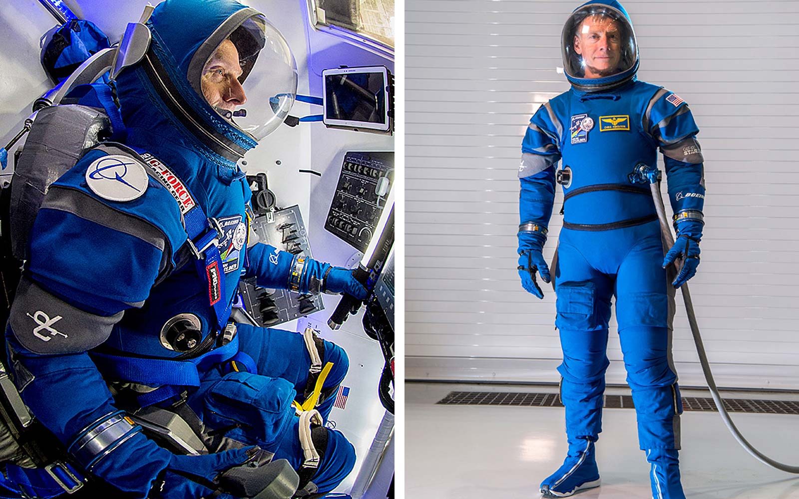 Boeing Just Designed the Most Modern Spacesuit Yet