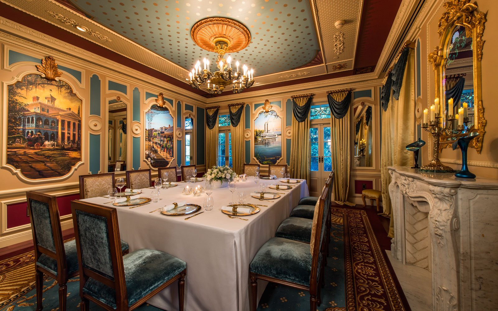 This Secret Dining Experience in Disneyland Costs $15,000