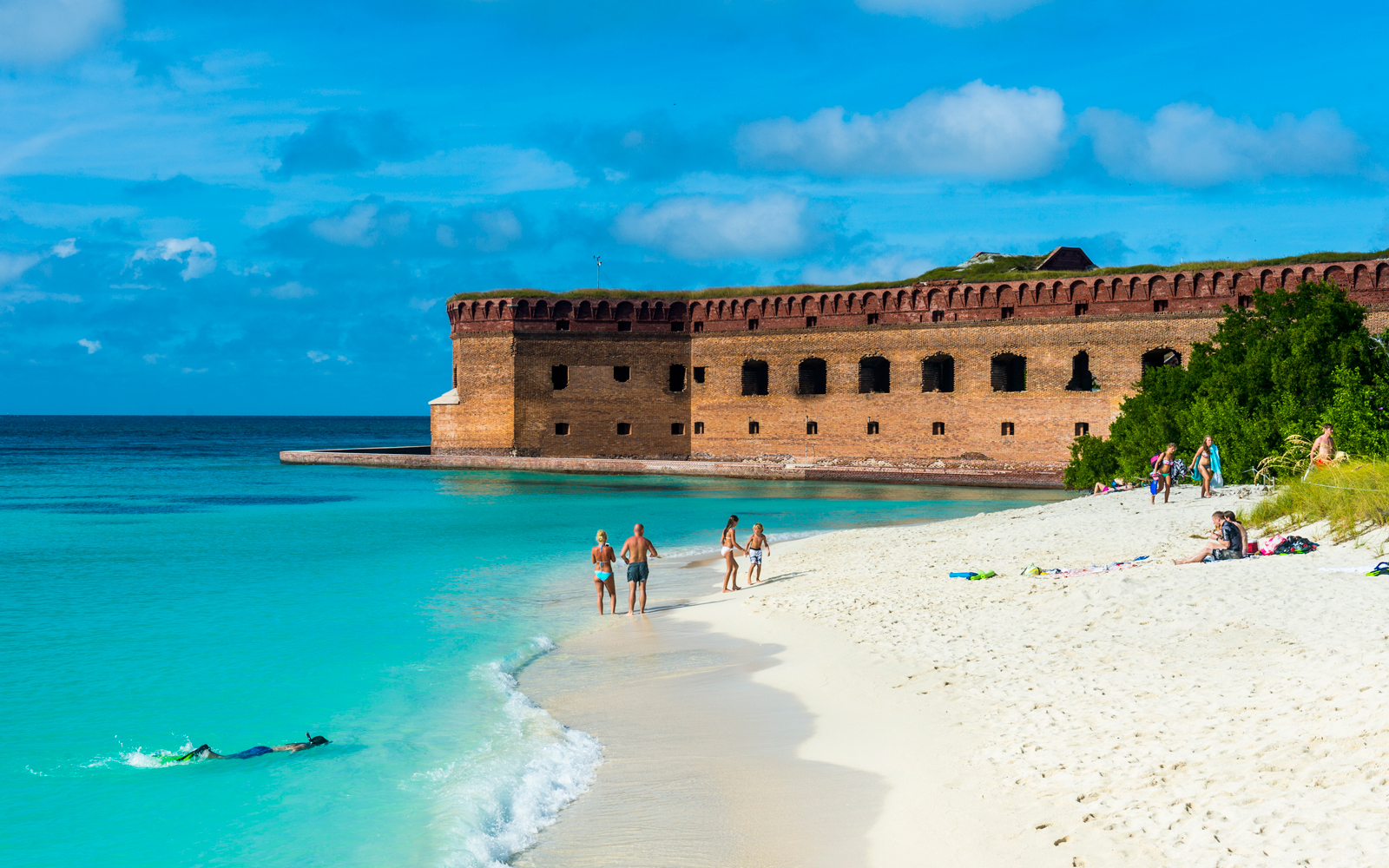 A Guide to Exploring Dry Tortugas National Park