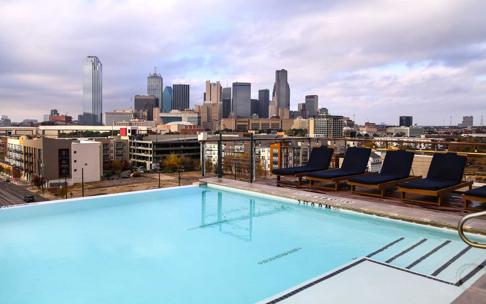 Rooftop Bars in Dallas