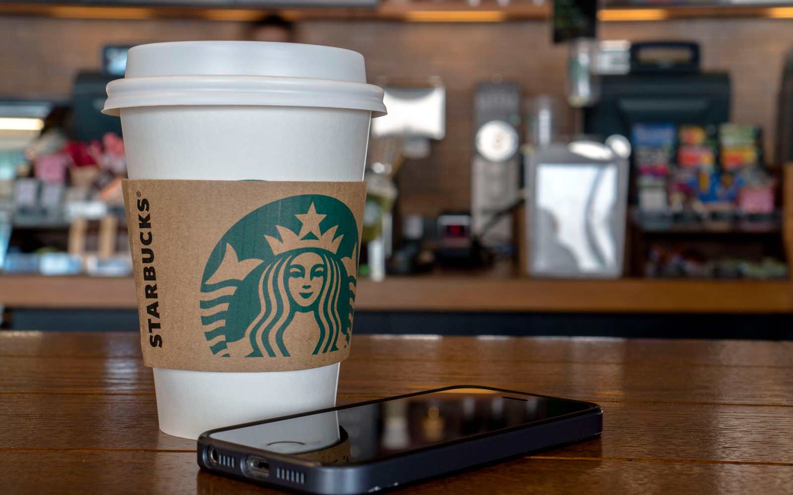 Starbucks Adds Voice Ordering on Its Mobile App and Alexa
