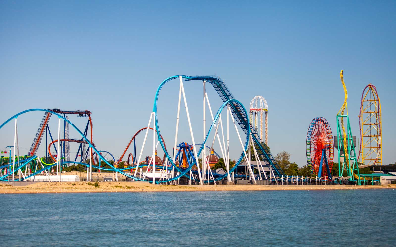 Every New Ride Coming to Amusement Parks in 2017