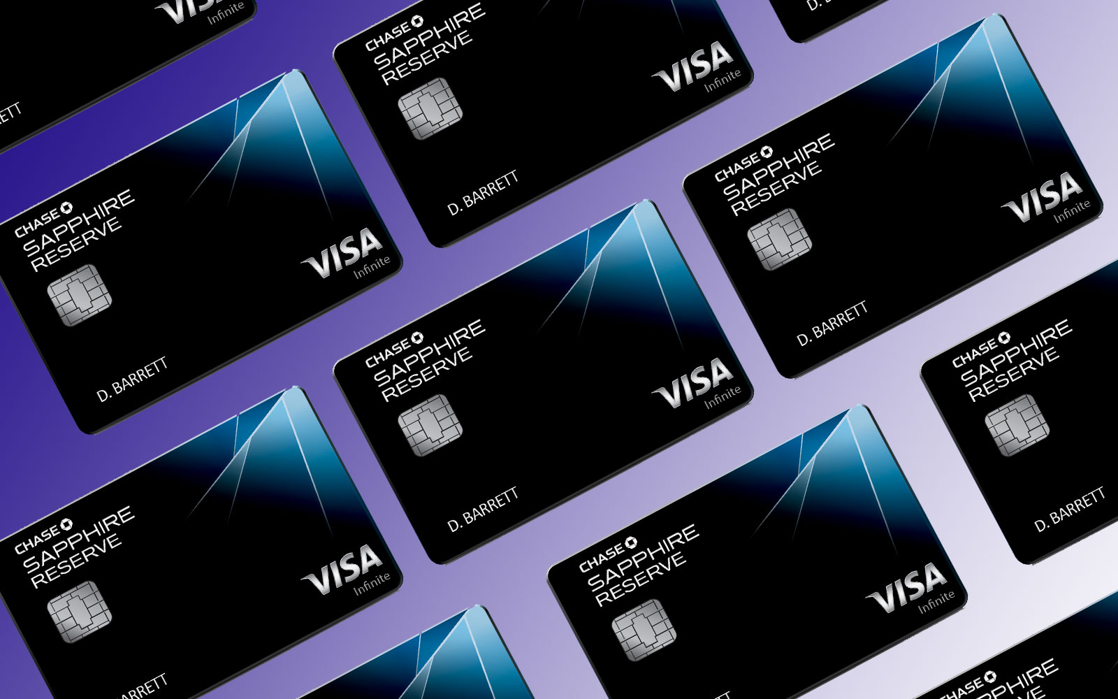Apply for a Chase Sapphire Reserve Credit Card