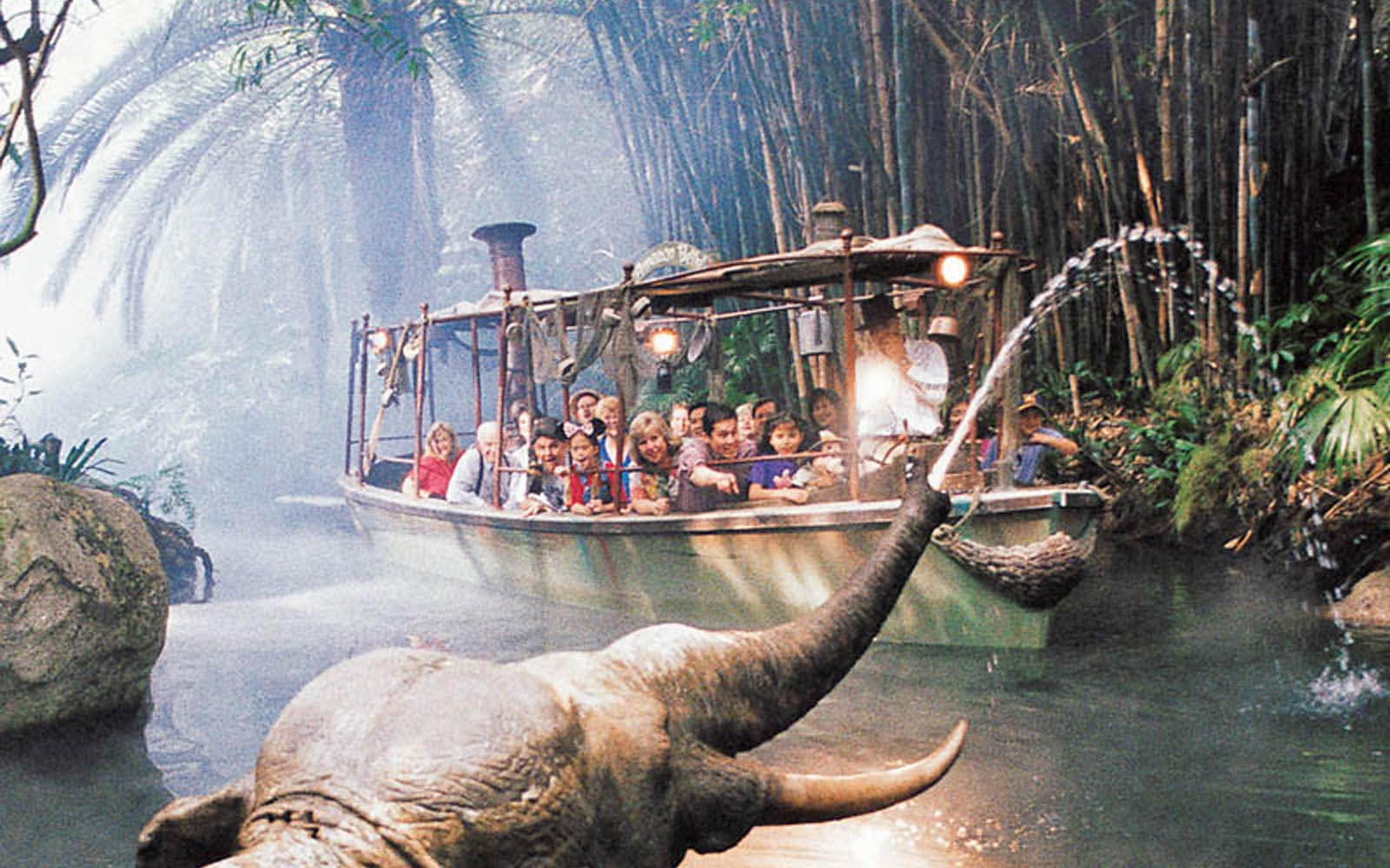 14 Surprising Stories You've Never Heard About Disney's Adventureland