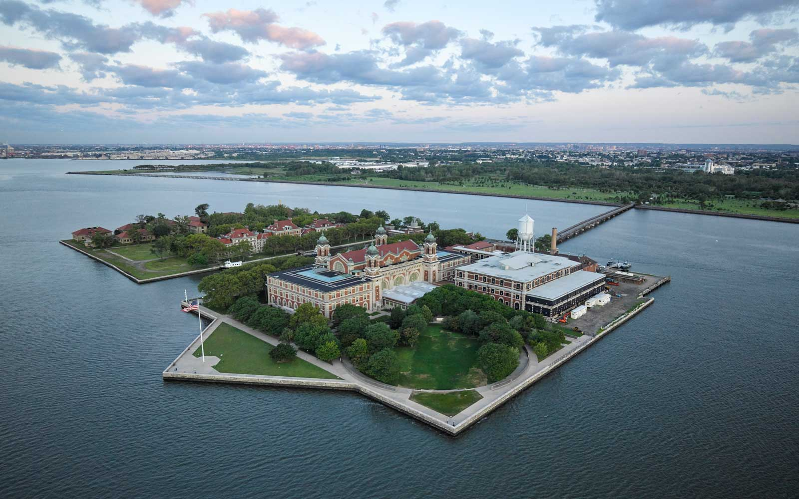 The Secrets and History of Ellis Island