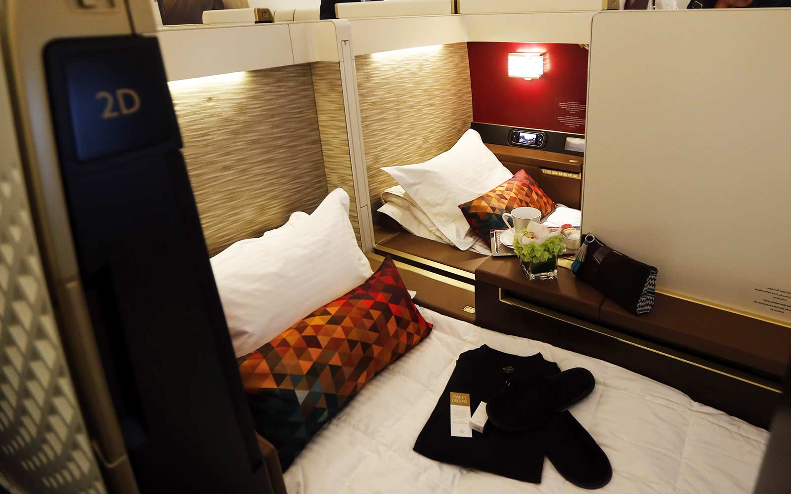 These Are the Best Airplane Cabins in the Skies Today