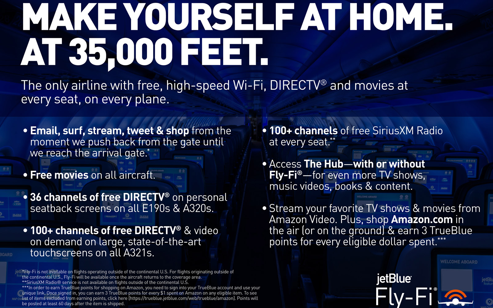 JetBlue Fly-Fi