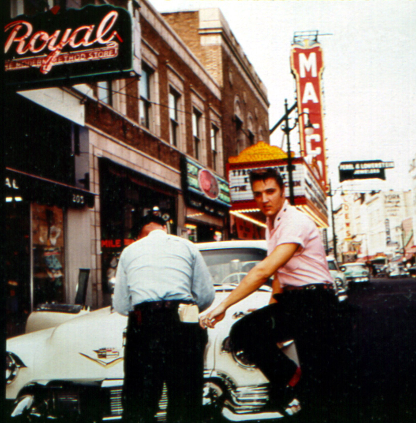 Elvis tour of Memphis
