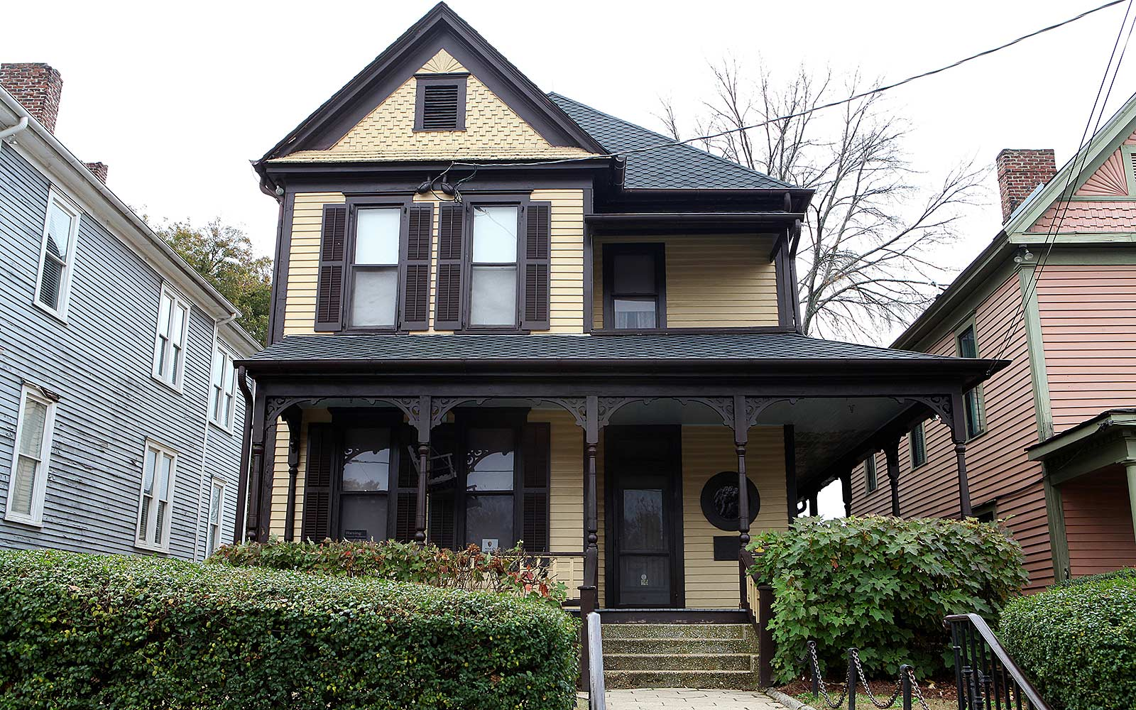 You Can Now Visit Martin Luther King Jr.'s Childhood Home