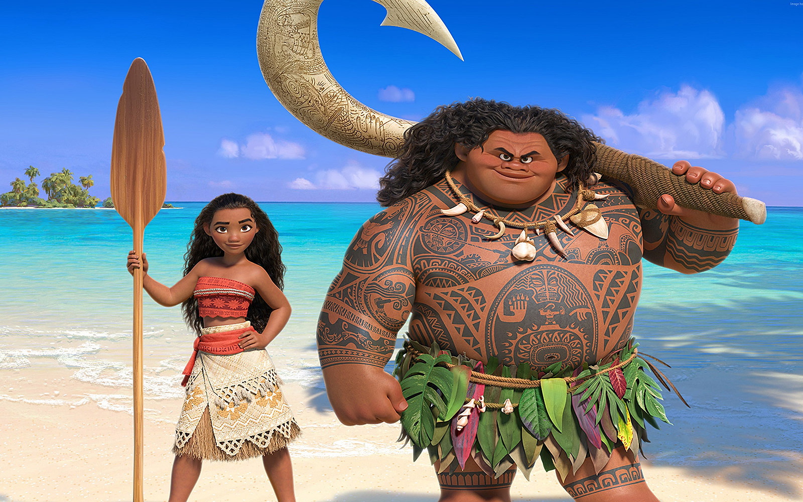 A Sing-a-long Version of 'Moana' Is Coming to a Theater Near You