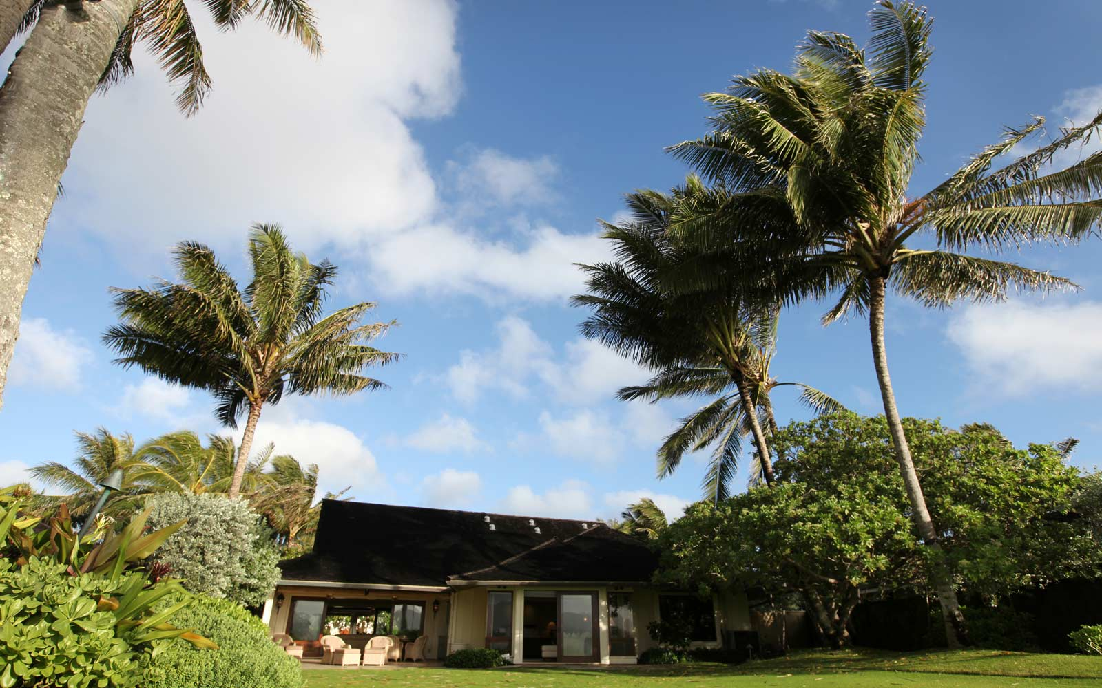 Obama's Hawaii home