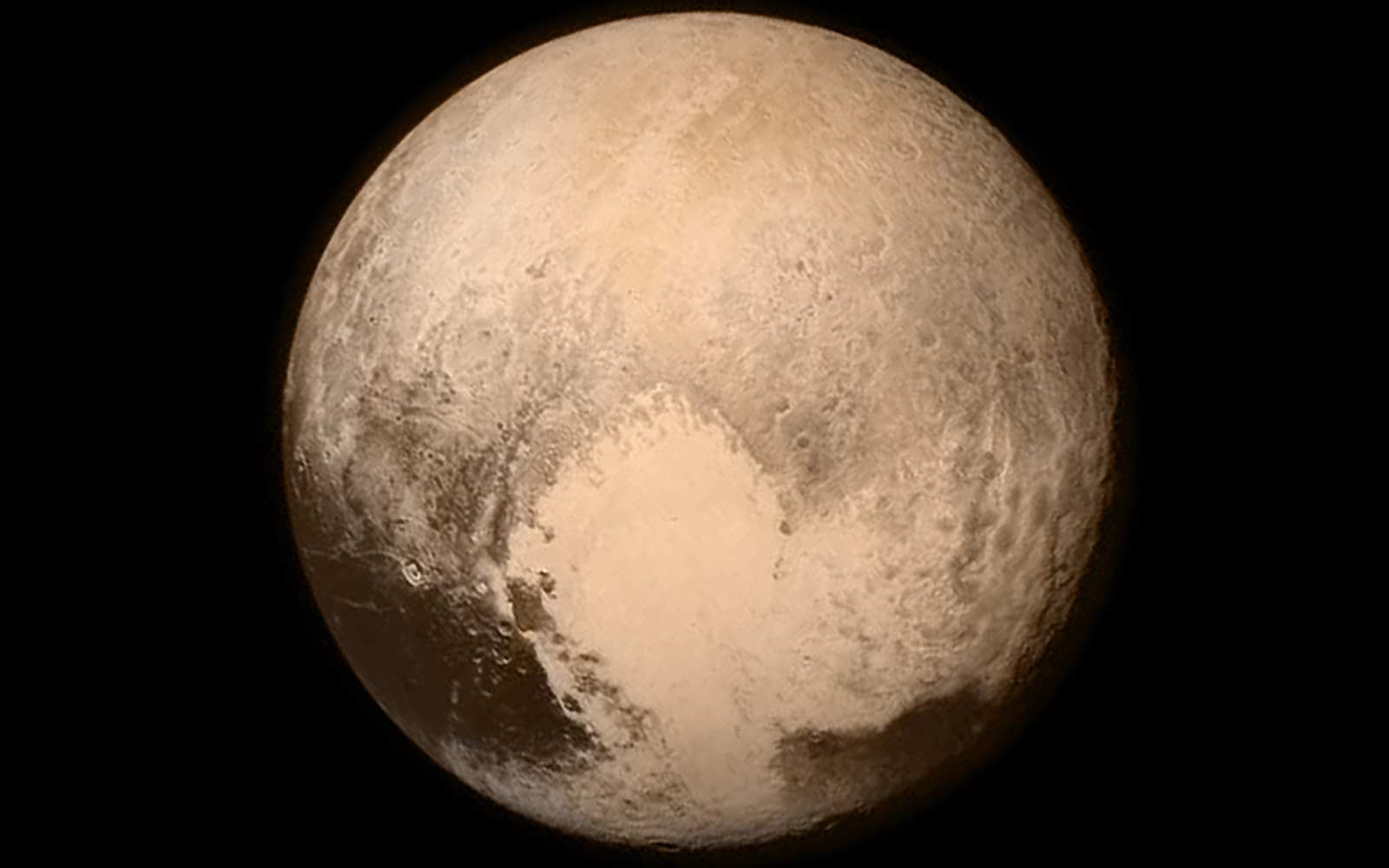 NASA releases over 100 images of Pluto