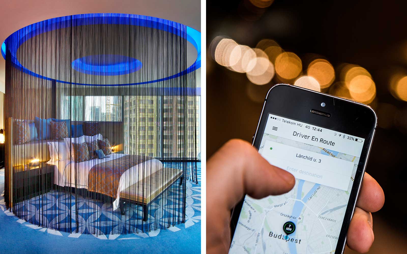 Starwood Preferred Guests Will Have to Spend Twice as Much to Earn Points on Uber Rides