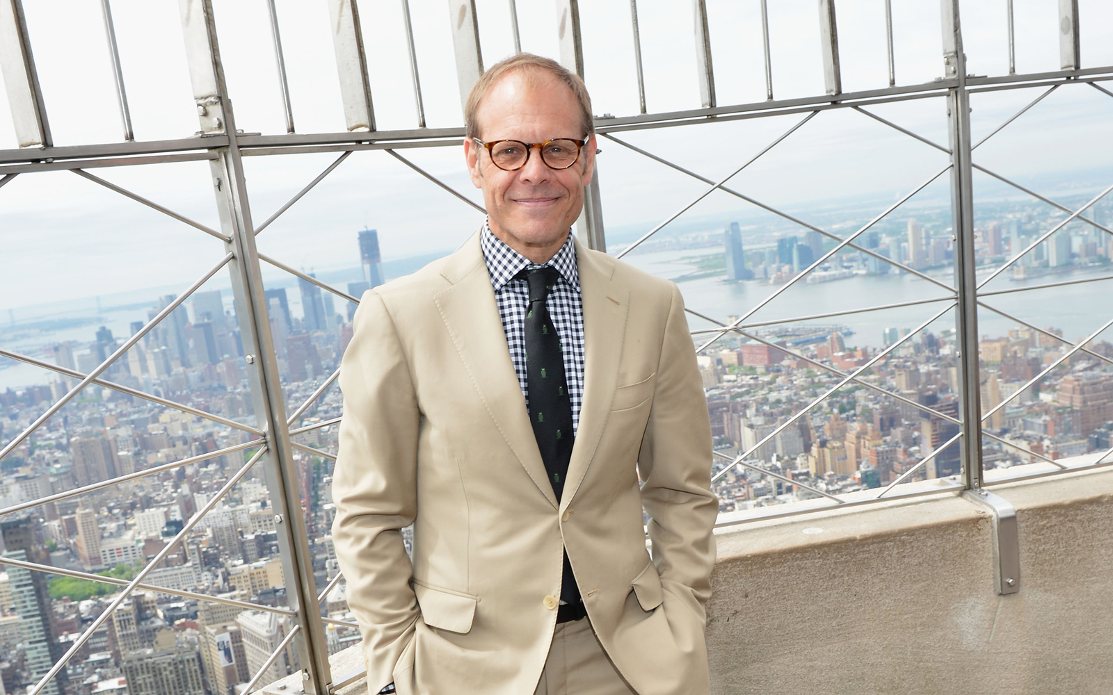 Alton Brown Could Soon Be Opening a Coffee Shop