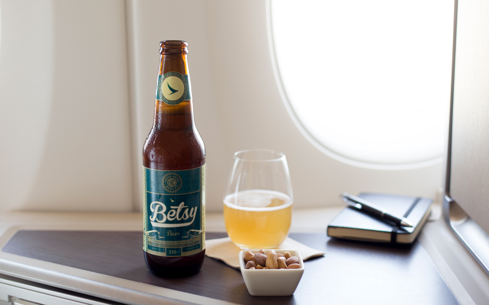 This Beer Is Crafted to Taste Better at 35,000 Feet