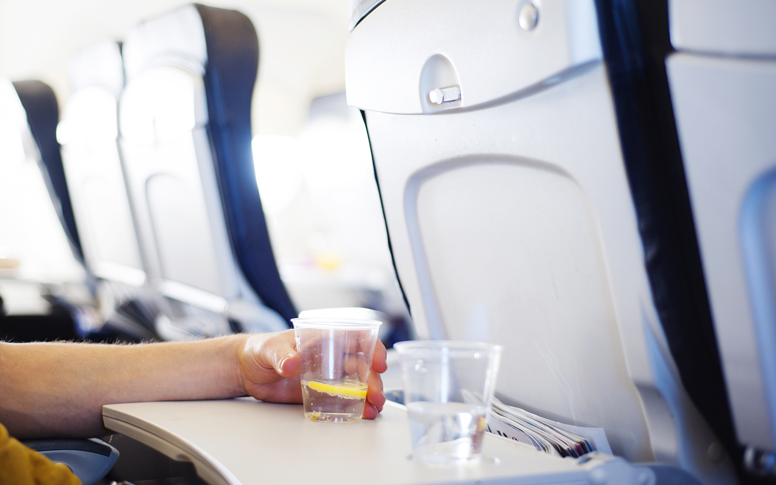 On the World's Longest Flight, Crew Serve Nearly 12 Drinks per Person