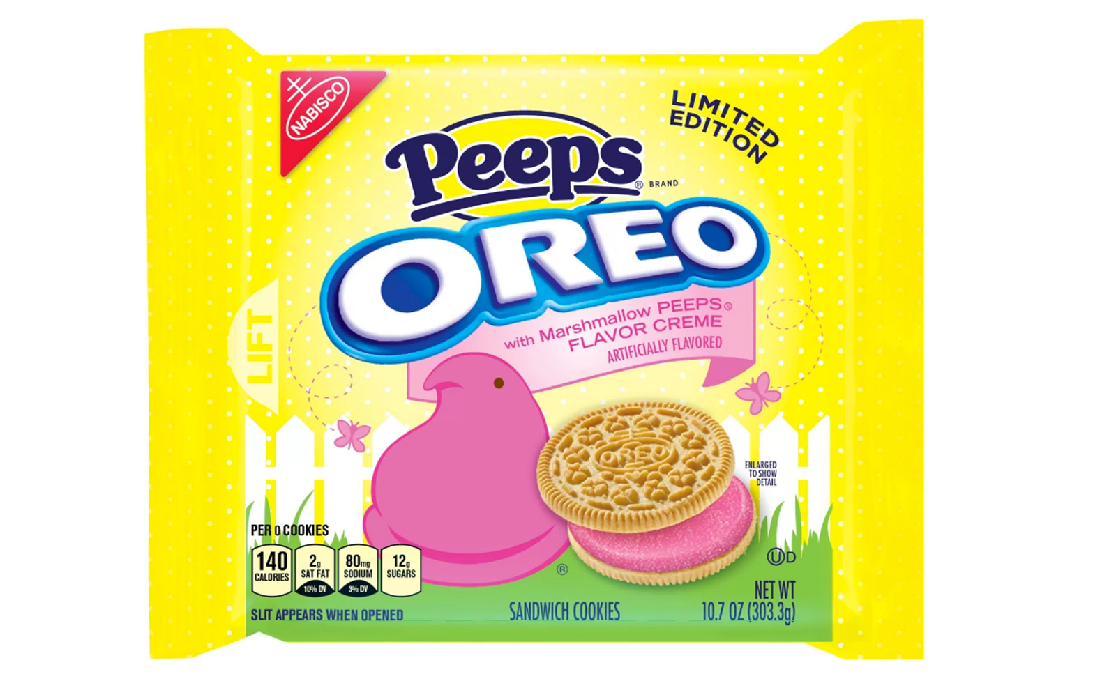 Peeps Oreos Are Here to Give Your Life New Meaning
