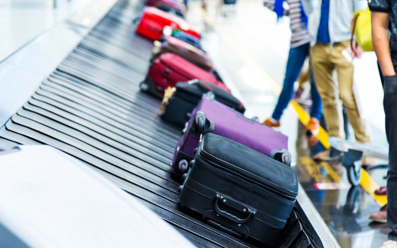 Baggage Claim Tips