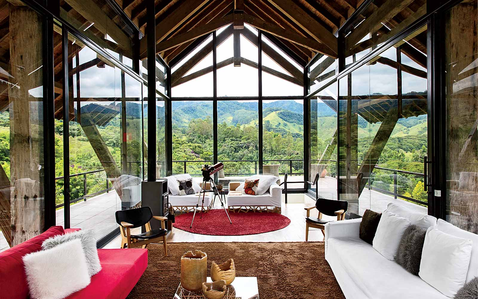 These Gorgeous Mountain Resorts Reveal Brazil's Quiet Side