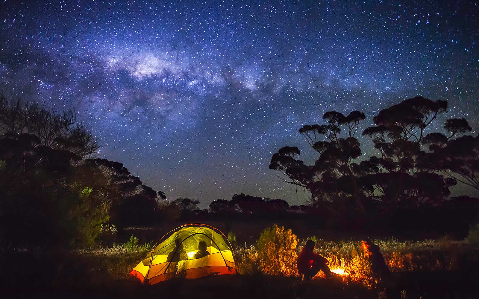Camping Could Be the Cure If You're Having Trouble Sleeping