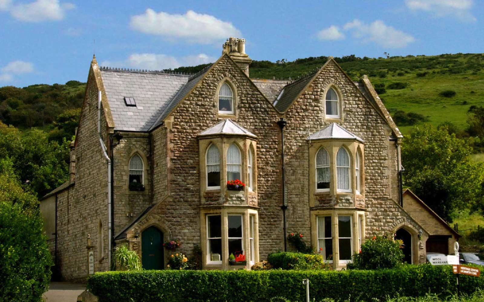This Charming Victorian Country House Was Just Named the World's Best B&B