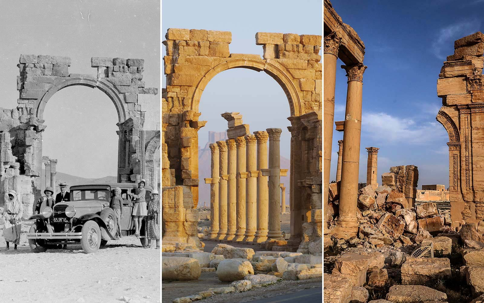 How a Beloved World Heritage Site Became a Battlefield. And What's Next.