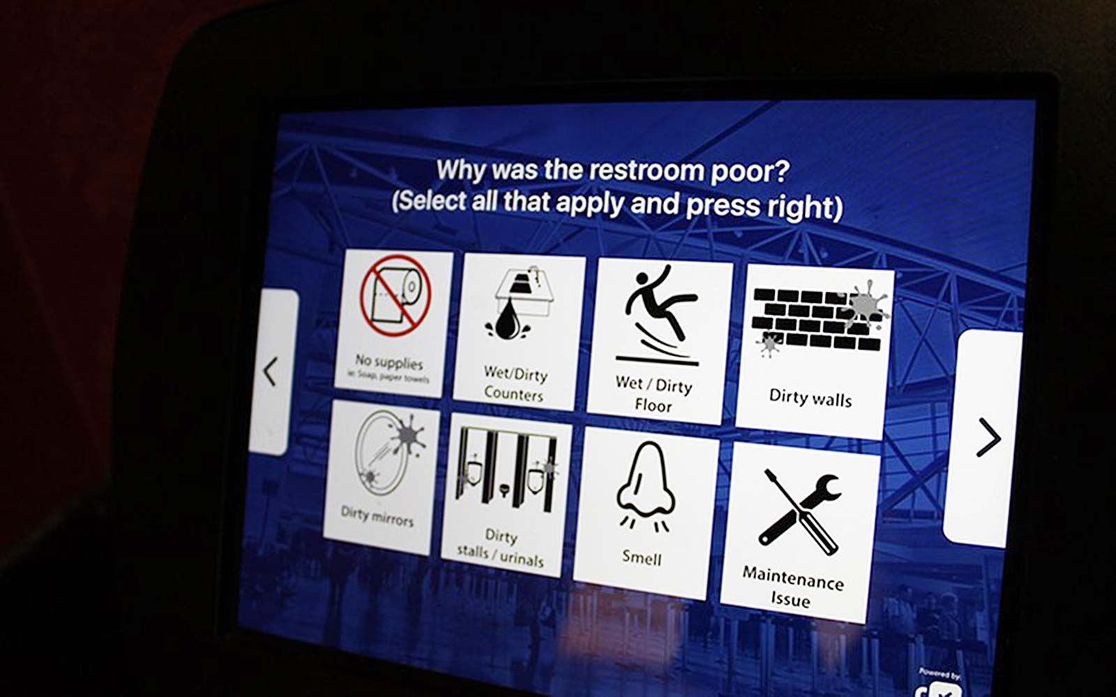 Houston Airports Now Have \'Smart Bathrooms\' for High-tech Toilet ...