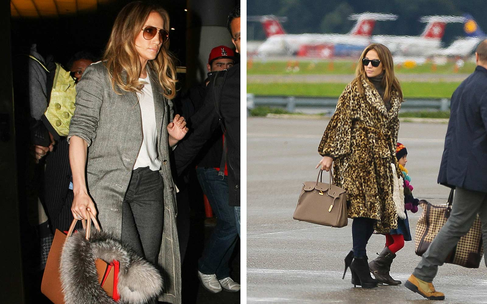 How To Step Off A Plane Looking As Fresh As Jennifer Lopez, According To Her Makeup Artist
