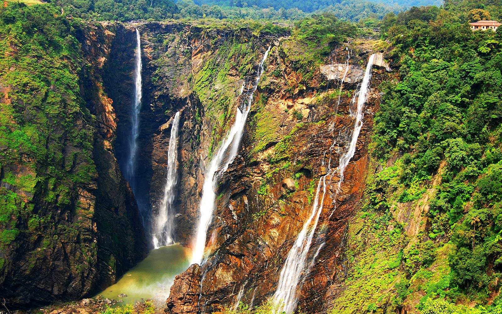 How to Visit the Biggest Waterfall in India