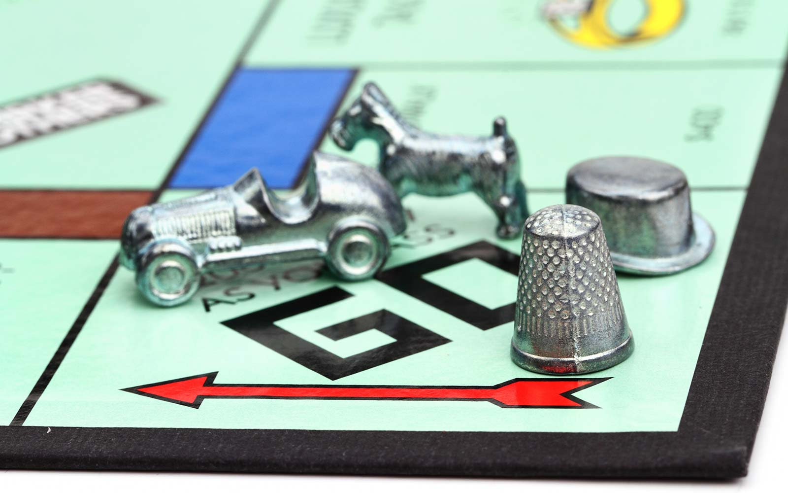 After 82 Years, Monopoly Is Retiring the Thimble