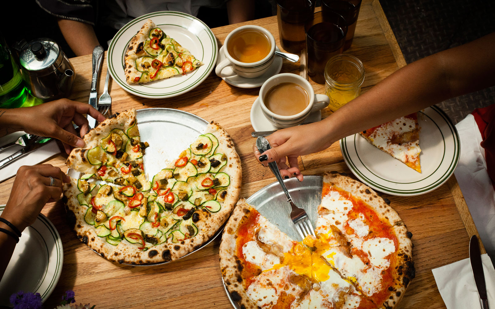 These Are the Cities With America's Favorite Pizza 2016