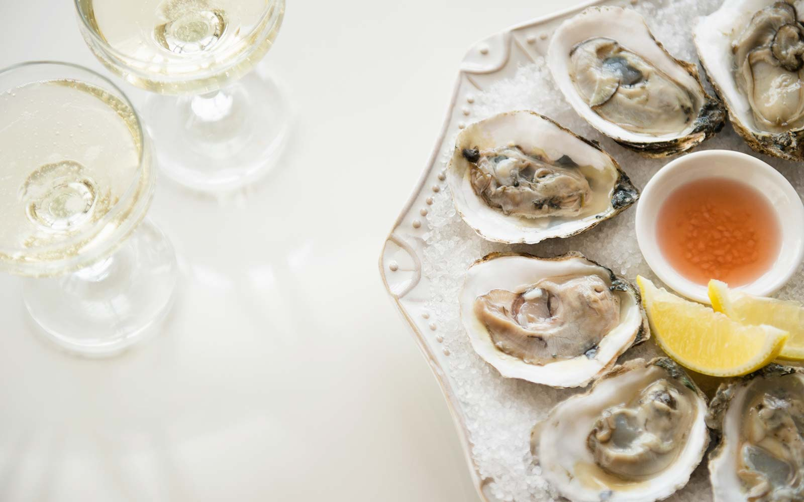Valentine's Day Oysters for Two Will Cost You $2,450 at This Over-the-top Restaurant