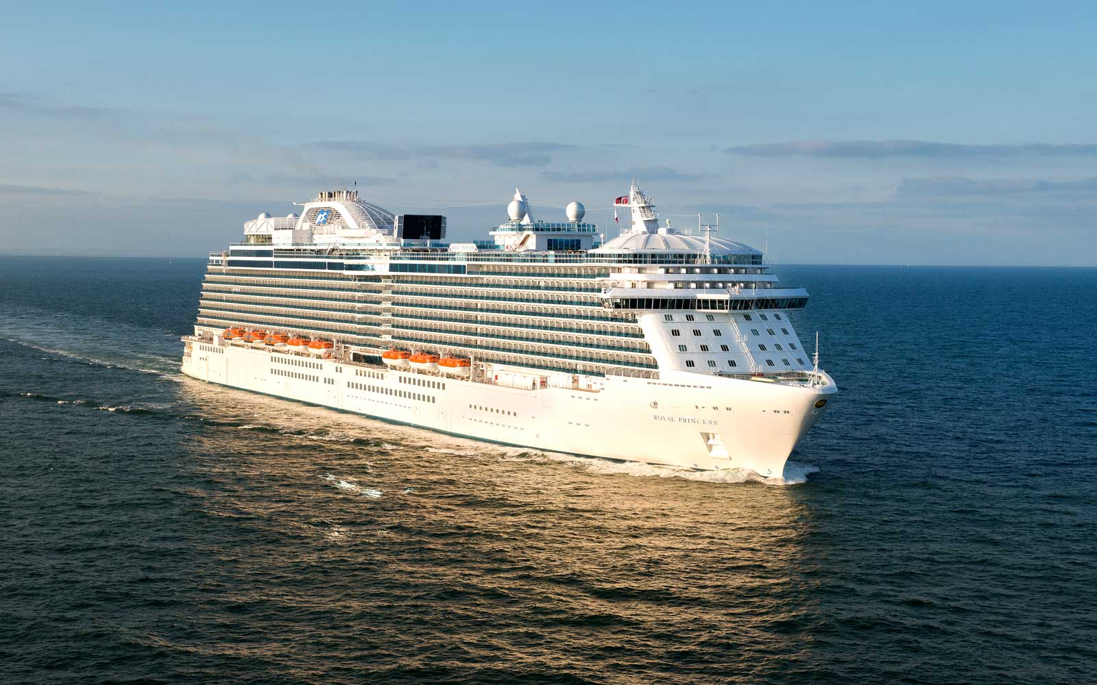 Five Things to Know About Princess Cruises' Royal Princess Cruise Ship