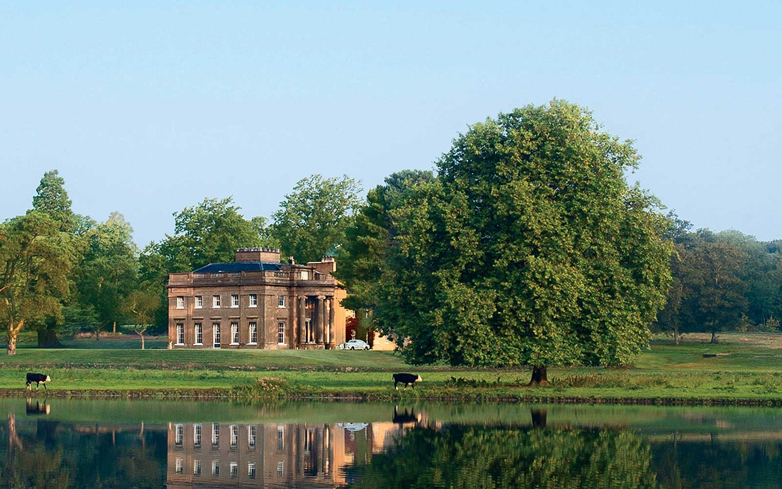 Travel Through Time With a Stay at a Historic English Manor