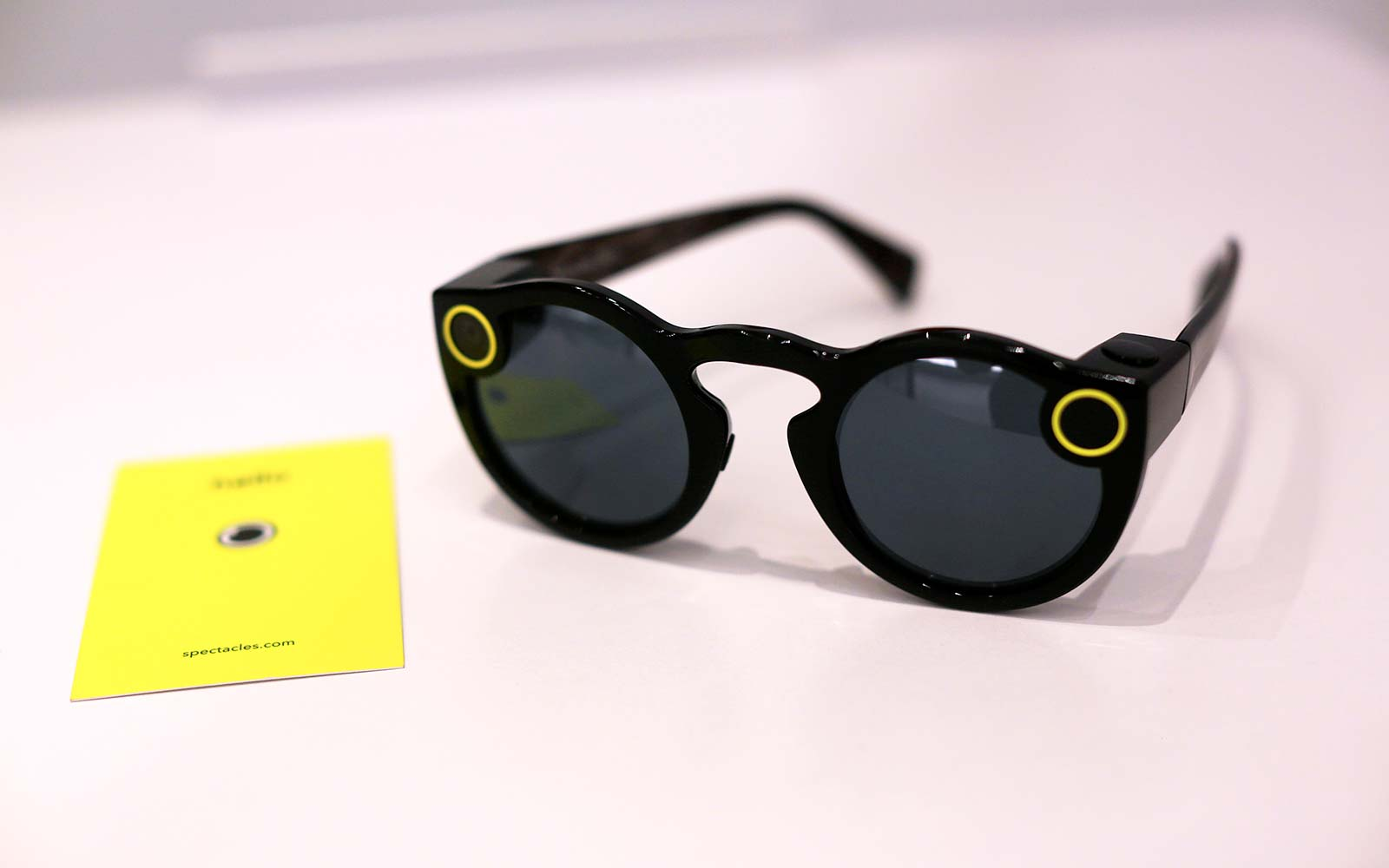 Snapchat Spectacles Go on Sale