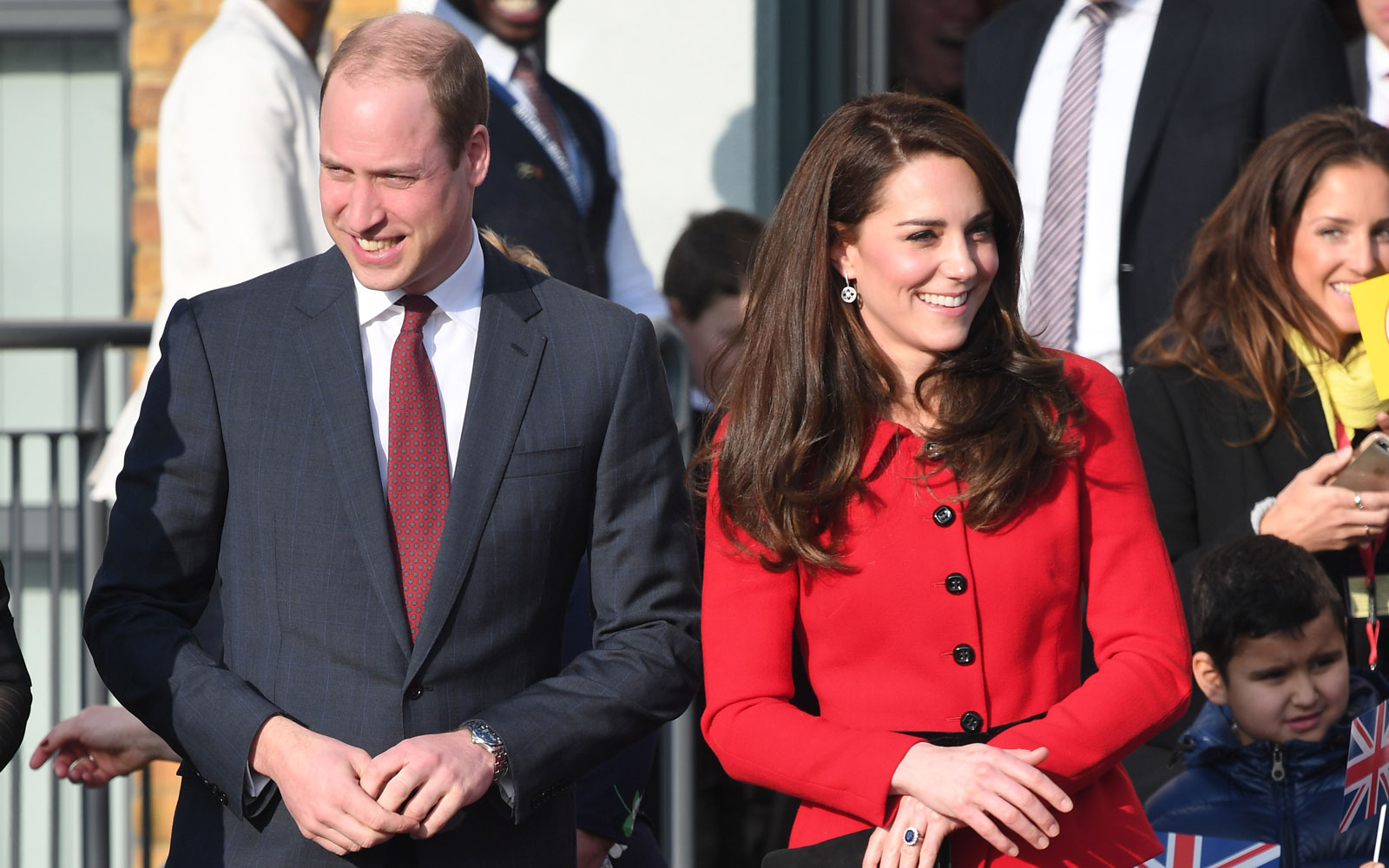The Definitive Guide to Will and Kate's London
