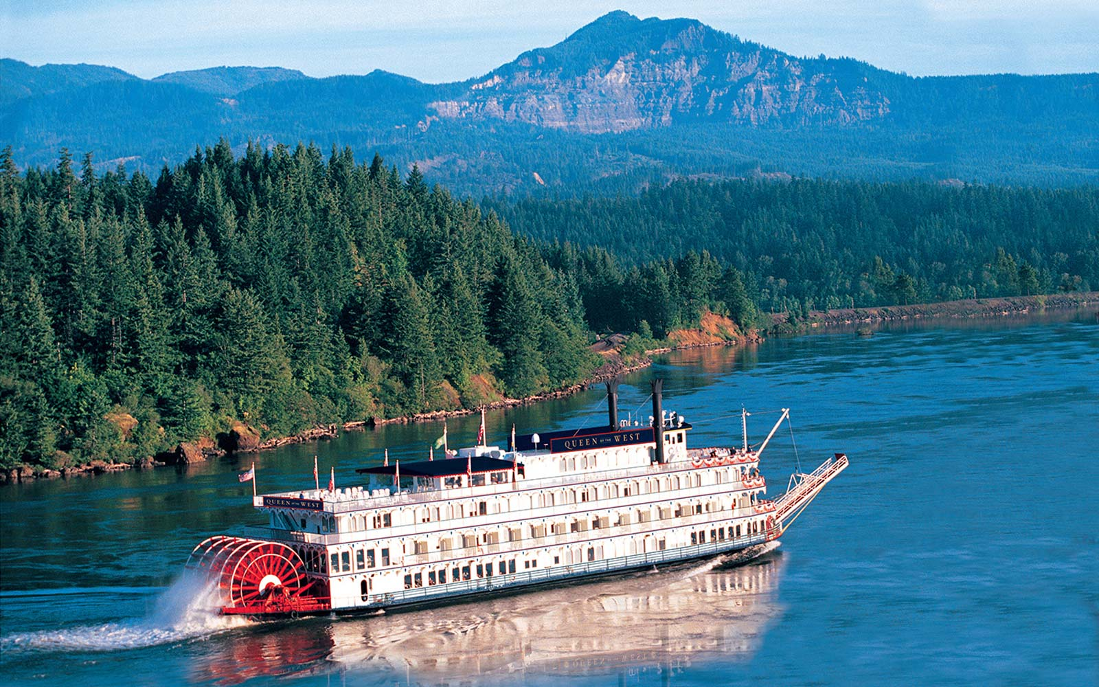 American Cruise Line's Queen of the West