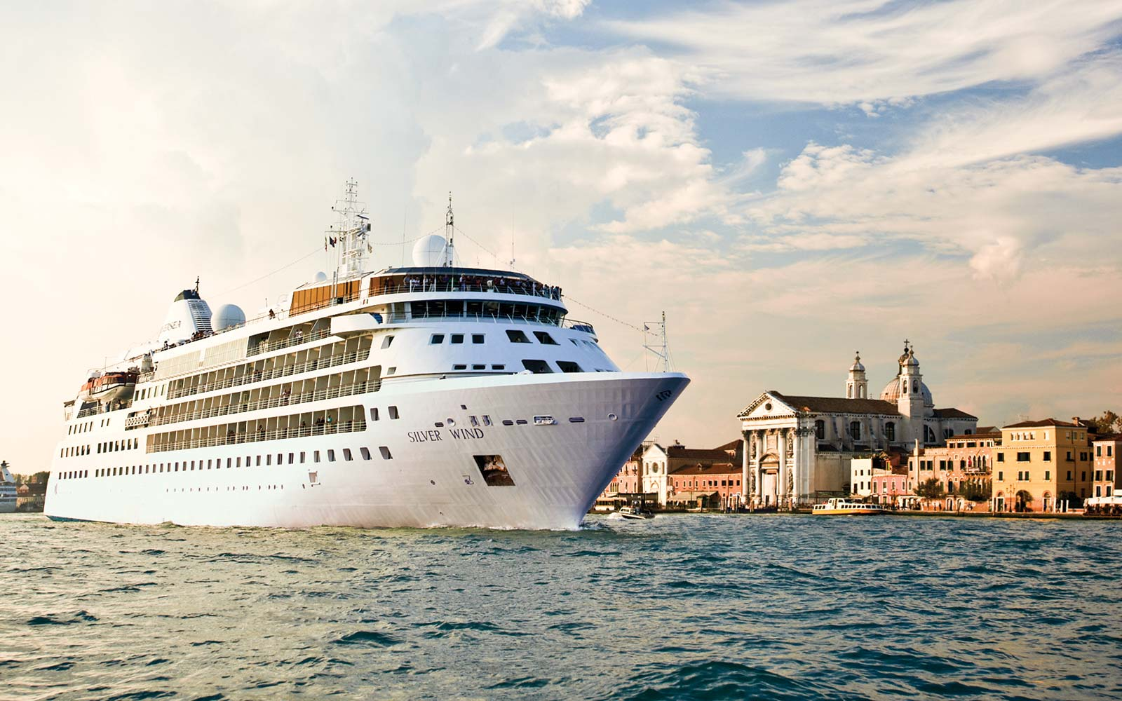 Five Things to Know About Silversea's Silver Wind Cruise Ship